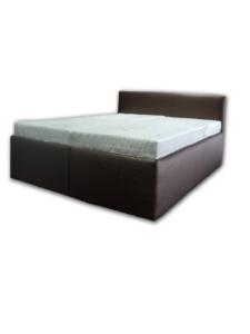 postel koženka kansas